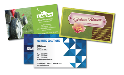 Art Ready Business Cards